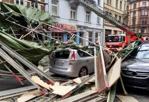Uragano Niklas: nove morti in Germania