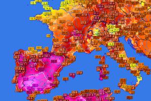 Caldo africano in Sicilia, domani il picco: Palermo tra le località più bollenti!