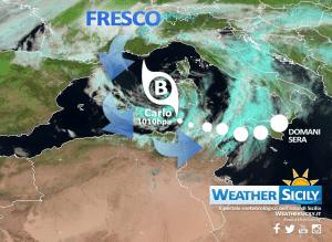 Forti temporali e grandinate sul nord Italia. Maltempo in spostamento verso il sud
