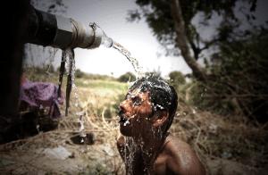 Caldo killer in India, superati i 45 gradi: 800 morti (foto e video)
