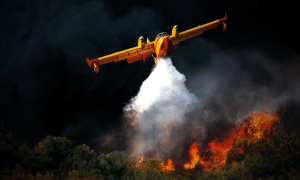 Erice in fiamme, il sindaco: