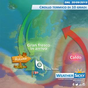 Caldo settembrino da urlo in Sicilia: Catenanuova oltre 40 gradi. Da domenica la svolta