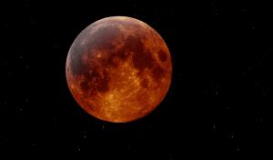 Il 28 settembre l'eclissi lunare anche in Sicilia: la luna si tingerà di rosso
