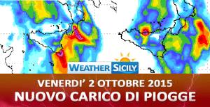 Maltempo, situazione critica in Sicilia. Non è finita, venerdì ulteriore peggioramento sulle orientali