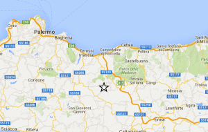 Terremoto, nella notte trema ancora il nisseno. Piccola sequenza sismica con magnitudo massima di 2.8