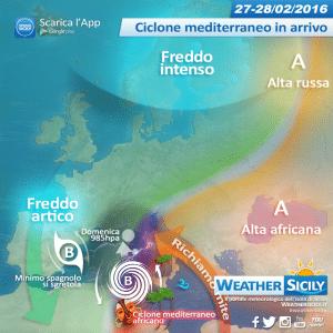 Clamoroso in Sicilia: a febbraio sfondato il muro dei +26 gradi in piena notte nel messinese tirrenico