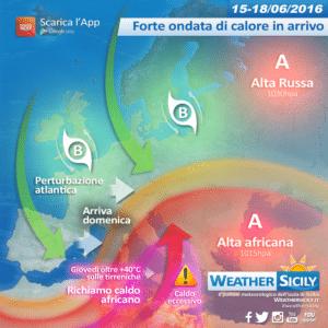 Caldo record in Sicilia: storia delle ondate di caldo più importanti degli ultimi 20 anni