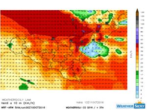 Sicilia, arriva l'ultimo peggioramento. Caldo estivo tra giovedì e venerdì ma con possibile instabilità su ioniche