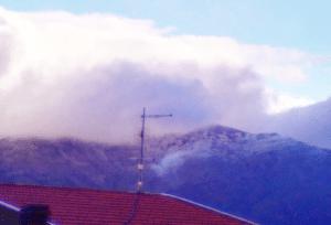 | Spoleverata di neve sulle Madonie |
