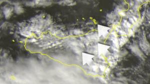 | Satellite ore 13.30, peggioramento sul catanese e messinese ionico |