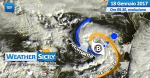 Sicilia, stop al gelo artico: aumento termico. Insidiosa sciroccata nel weekend