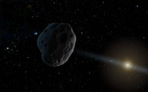Domenica 26 febbraio 2017 l'asteroide 2016 WF9  transiterà a 51 milioni di km dalla Terra