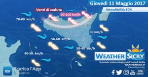 Sicilia, ondata di calore tra giovedì e venerdì. Attesa tanta sabbia e picchi fino a +38°C, ecco dove