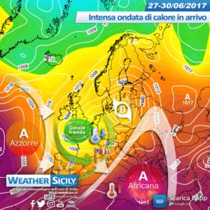 Sicilia, arrivano 100 ore di forte caldo africano. Attese punte oltre i 40 gradi, ecco dove