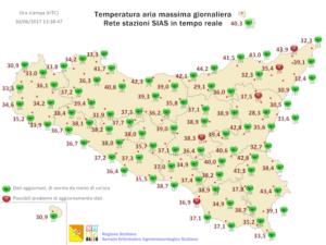 Social news | Sicilia, temperature in aumento nei prossimi giorni