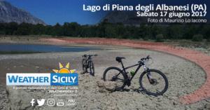 Sicilia al secco: il lago di Piana degli Albanesi in sofferenza idrica