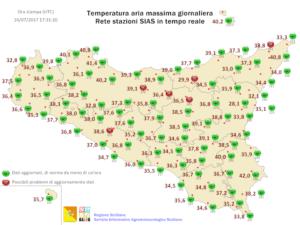 Social News | Palermo, persi 12 gradi in 24 ore