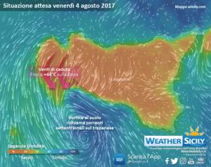 Social News | Sicilia, numerosi valori over +40 alle ore 14.00