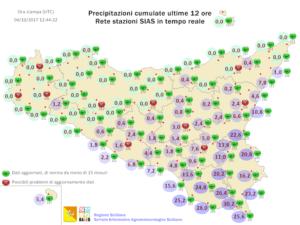 Social News | Situazione meteo presente in Sicilia e la probabile evoluzione per le prossime ore