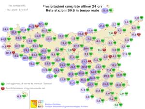Social News | Sicilia, le zone in emergenza idrica fanno il pieno di millimetri a inizio novembre
