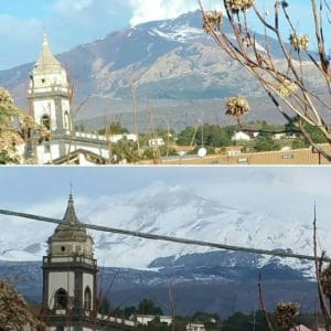 Sicilia, ultime piogge/nevicate sabato. San Silvestro stabile, nuovo peggioramento ad inizio anno