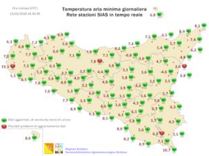 Sicilia, intensi venti da W/NW mercoledì. Le condizioni meteo-marine per le prossime 24 ore