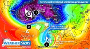 Social News | Sicilia, perchè nel weekend sembrerà primavera?