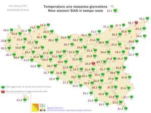 Sicilia, martedì e mercoledì perturbati in attesa del freddo artico. Ancora forti venti!
