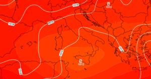 Sicilia, previsti ulteriori rovesci e temporali durante i prossimi giorni.