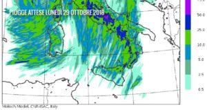 Sicilia: burrasca di Scirocco tra domenica e lunedì. I dettagli delle condizioni meteo-marine.
