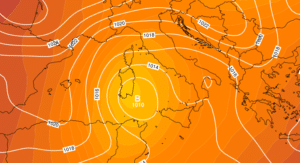 Ciclone tropicale in formazione sul Mar Ionio: i centri meteo scongiurano l'approdo sulla Sicilia.