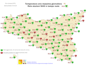 Sicilia, dalla notte burrasca dai quadranti occidentali: le condizioni meteo-marine per le prossime 24 h.