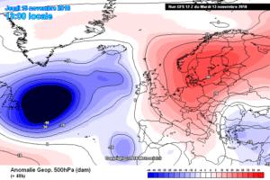 Sicilia: calo termico e prima fase perturbata da venerdì. Attesa neve sull'Etna.
