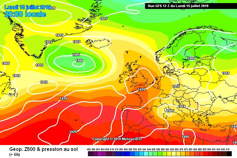 Sicilia: sarà un martedì temporalesco. Atteso un brusco calo termico e forti venti.