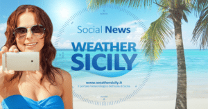 weathersicily.it: arrivano le Social News