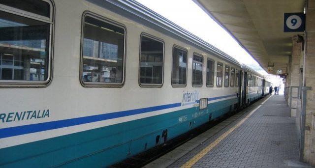 Maltempo in Sicilia: stop ai treni tra Palermo e Trapani. Disagi anche altrove.