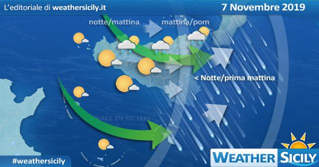 previsioni sicilia