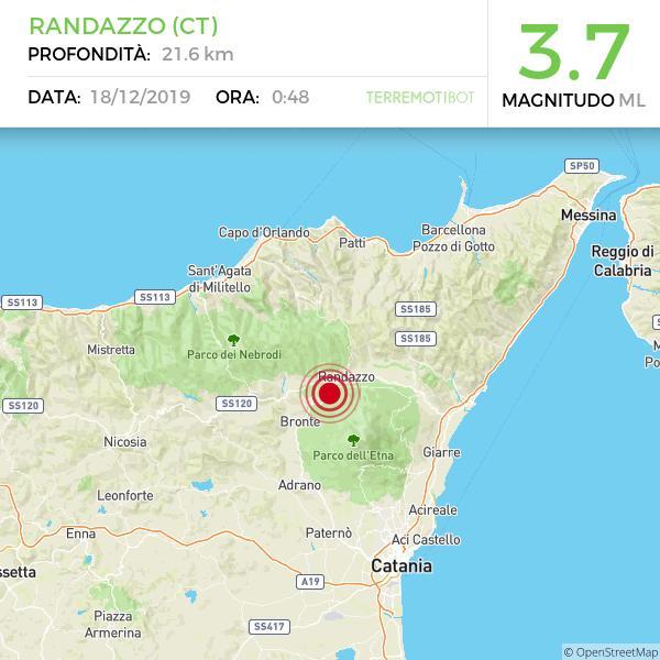 Sicilia: giovedì allerta meteo arancione tra messinese e catanese ionico.