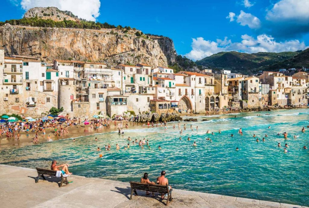 Sicilia: nubi in aumento e locali piogge nel weekend.