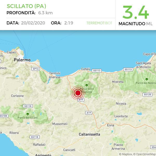 Sicilia: calo delle temperature giovedì. Attesa qualche locale pioggia.