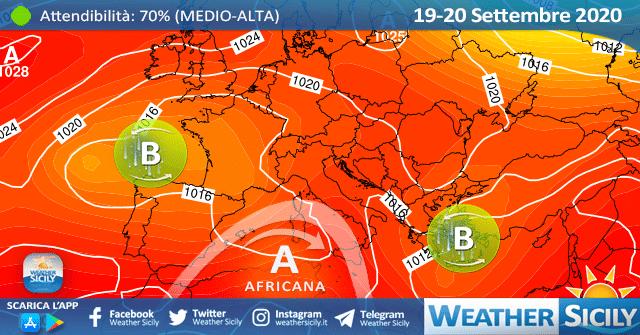 Sicilia, anticiclone africano nel weekend: fino a 33 gradi.