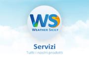 Sicilia: emanata allerta meteo arancione per sabato 28 novembre 2020.
