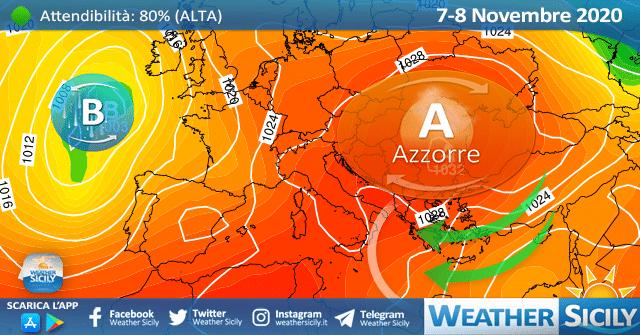 Sicilia, prosegue l'anomalia: ancora niente piogge nel weekend.