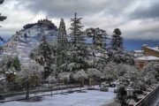 Sicilia, torna il freddo: nevica a Mistretta. Quota neve in calo nel pomeriggio.