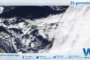 Sicilia: immagine satellitare Nasa di martedì 26 gennaio 2021