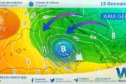Sicilia: peggiora venerdì  con rovesci e temporali sparsi!
