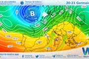 Sicilia: Libeccio in rinforzo e aumento termico nelle prossime 48 ore.