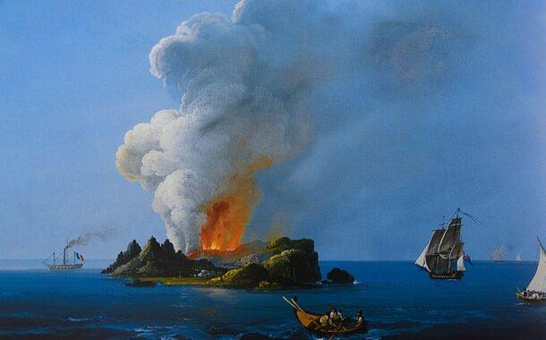 Sicilia, Ferdinandea: storia di un'isola che non c'è.