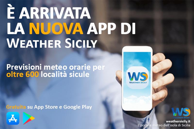 app meteo sicilia