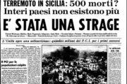 Terremoto del Belice: 53 anni dalla terribile tragedia.